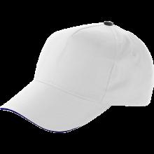Cap | Katoen | Verstelbaar | Snel | 8039114 Wit