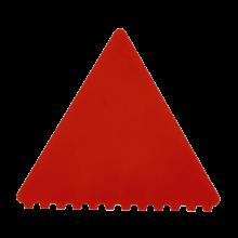 IJskrabber | Driehoekig | Kunststof | 72817526 Rood