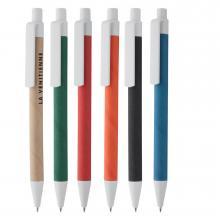 Eco pen | Gerecycled | Diverse kleuren | 83731650