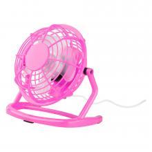 Mini ventilateur de bureau | Prise USB |  Personnalisable