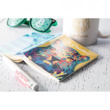 Notitieboek | Beschermende cover | Gekleurd