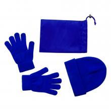 Muts en handschoenen | Bijpassende pouch | Onze size