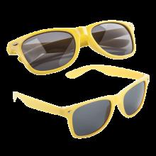 Zonnebril | Beste prijs | Tot 2 kleuren opdruk | 83791584 Geel