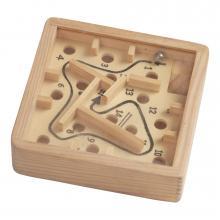 Houten spel   Plexiglas