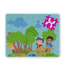 Puzzel | 20 x 14,5 cm | 80 stukjes