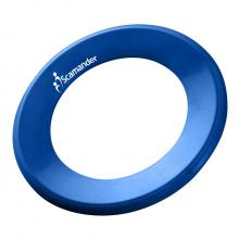 Frisbee ring | Blauw of wit | Ø 25 cm