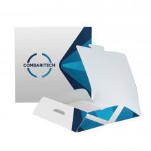 10 pleisters | Full colour envelop | 868435 Wit