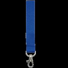 Keycord | 15 mm | Zelf samenstellen | 87315mm1 Blauw