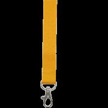 Keycord | 15 mm | Zelf samenstellen | 87315mm1 Geel