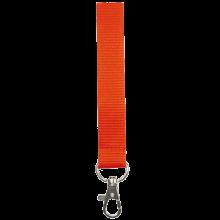 Keycord | 15 mm | Zelf samenstellen | 87315mm1 Oranje
