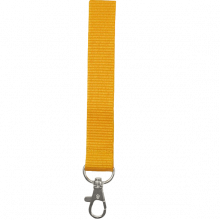 Keycord | 20 mm | Zelf samenstellen | 87320mm1 Geel