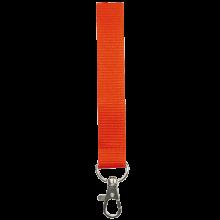 Keycord | 20 mm | Zelf samenstellen | 87320mm1 Oranje