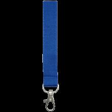 Keycord | 25 mm | Zelf samenstellen | 87325mm1 Blauw