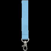 Keycord | 25 mm | Zelf samenstellen | 87325mm1 Lichtblauw