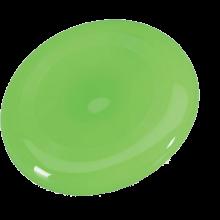 Gekleurde frisbee | Ø 23 cm | Snel | 8751312 Groen