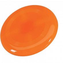 Gekleurde frisbee | Ø 23 cm | Snel | 8751312 Oranje