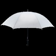 Stormparaplu | Ø 130 cm | Automatisch | Tot 4 kleuren opdruk | 8755187 Wit