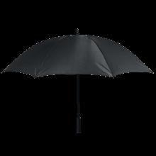 Stormparaplu | Ø 130 cm | Automatisch | Tot 4 kleuren opdruk | 8755187 Zwart