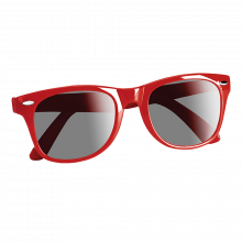 Zonnebril   Kleine oplage   Tot 2 kleuren opdruk   8797455 Rood