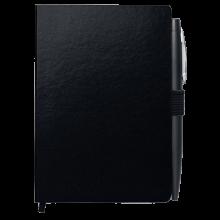 Notizbuch | Din A5 | mit Kugelschreiber