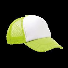 Trucker cap | Verstelbaar | Full colour | 8798594FC Neon groen