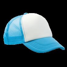 Trucker cap | Verstelbaar | Full colour | 8798594FC Turkoois