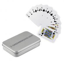 Speelkaarten | Bedrukking op doosje