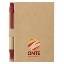 Notitieboekje | Eco | Met pen