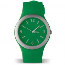 Horloge | Silliconen | Witte geschenkverpakking