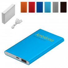 Powerbank | Slim | 4000 mAh