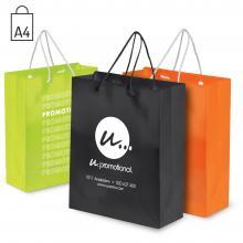Glossy papieren tas | A4 | Premium kwaliteit