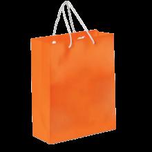 Glossy papieren tas | A4 | Premium kwaliteit | 9191512 Oranje