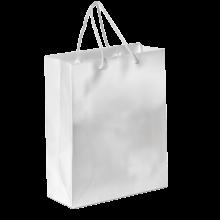 Glossy papieren tas | A4 | Premium kwaliteit | 9191512 Wit