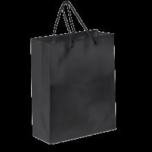 Glossy papieren tas | A4 | Premium kwaliteit | 9191512 Zwart