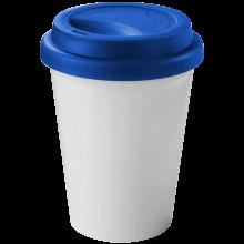 Coffee-to-go beker | Dubbelwandig | 330 ml | 92100354 Koningsblauw