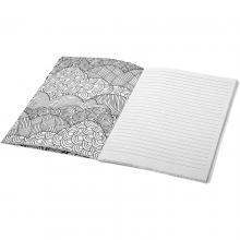 Carnet de notes | Doodle chromothérapie | A5