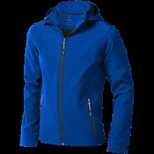 Langley softshell jas | Heren | 9239311 Blauw