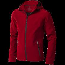 Langley softshell jas | Heren | 9239311 Rood