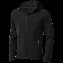 Langley softshell jas | Heren | 9239311 Zwart