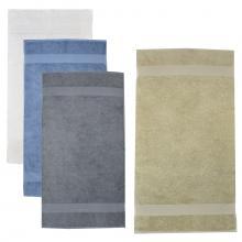Eco handdoek | 500 grams | 180 x 100 cm | 100% biologisch katoen