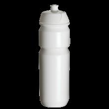 Tacx bidons bedrukken | Shiva 750 ml | Gekleurde dop | Premium kwaliteit | 937503 Wit