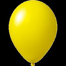 Ballonnen bedrukken | Ø 27 cm | Goedkoop | 9475851 Donker geel
