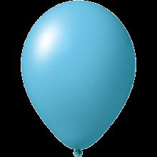 Ballonnen bedrukken | Ø 27 cm | Goedkoop | 9475851 Lichtblauw