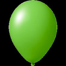 Ballonnen bedrukken | Ø 27 cm | Goedkoop | 9475851 Midden groen