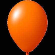 Ballonnen bedrukken | Ø 27 cm | Goedkoop | 9475851 Oranje
