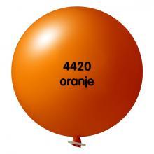 Reuzenballon | Ø 80 cm | Snel | 940014 Oranje