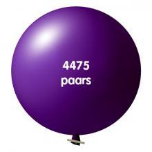 Reuzenballon | Ø 80 cm | Snel | 940014 Paars