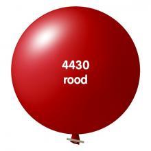 Reuzenballon | Ø 80 cm | Snel | 940014 Rood