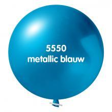 Reuzenballon | Ø 80 cm | Metallic kleuren