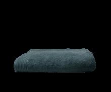 Badlaken borduren | 450 grams | 140 x 70 cm | 9614070 Antraciet